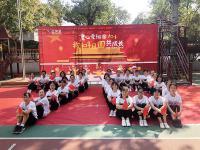 "<strong>祝新中国成立70周年,红黄蓝亲子园举办了""我和祖国共成长""系列主题活动</strong>"