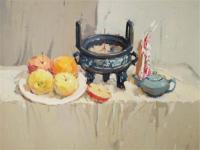 煮石艺美画室——一所多年从事高考美术培训的教育机构
