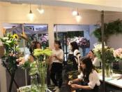 紫藤花艺坊插花培训中心是惠州市享有盛名的