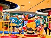 橙爱玩国儿童乐园——让孩子们在乐玩中开发