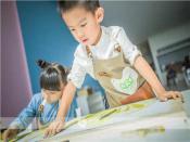 儿童艺术加盟哪个儿童美术教育加盟品牌好