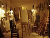 领航画室——打造最专业的美术书法培训学校