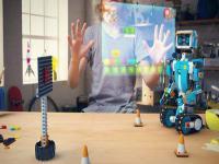 机器人教育能给孩子们带来那些帮助