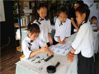 惠风书画院——针对5-12岁以书法、国画为主的教育培训机构