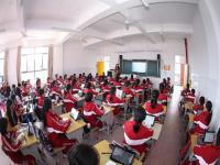 聚能教育三门峡校区与总部成功续约