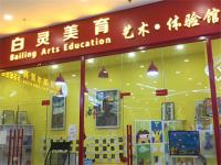 白灵美育——专注于少儿美术培训的教育机构