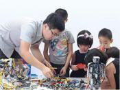 <strong>乐高机器人教育加盟专注儿童科学素质整合培</strong>