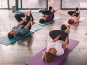 迪卡侬瑜伽——提供拥有优良设计、低廉价格