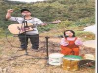 山村父亲带11岁女儿组乐队 老师:又是小网红又是三好学生谁不喜欢