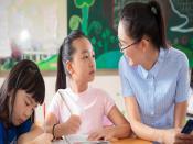 少儿英语培训外教哪家好?什么样的少儿英语培