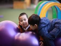 福建省第二批幼儿教育研究基地园阶段成果展示活动在福安坂中幼儿园举行