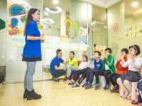"anna外教英语——倡导的""用英语学习""的先进教育理念"
