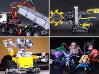 乐高汇科技积木工厂——针对3-16岁的儿童与青少年量身定制机器人课程