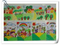 儿童绘画对于儿童的早期教育有着极大的意义