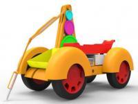 跟我来吧手工坊儿童玩具——通过简单的就能体现出千变万化的设计效果