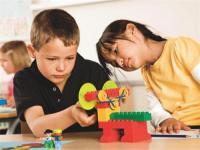 孩子通过学习机器人教育可以培养的几种能力