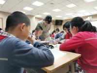 六年级陈湧华老师带来公开课《只有一个地球》