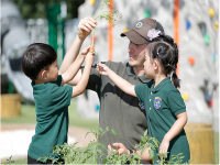 青青藤幼儿园加盟多少钱?